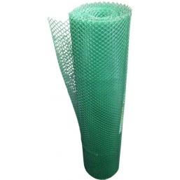сетка пластиковая ромб, ромбообразная сетка
