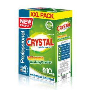 Crystal: органические стиральные порошки без фосфатов