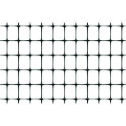 пластиковая сетка вольерная черная