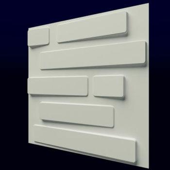 """Гипсовые 3D панели для стен """"Кладка"""""""