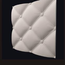 """Гипсовые 3D панели для стен """"Италия"""""""