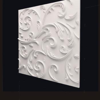 """Гипсовые 3D панели для стен """"Верона"""""""