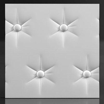 """Гипсовые 3D панели для стен """"King"""""""