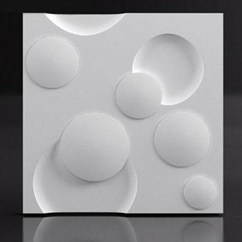 """Гипсовые 3D панели для стен """"Mars"""""""