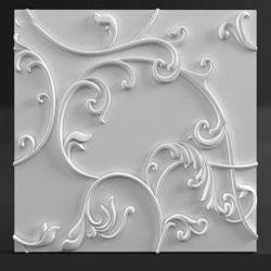 "Гипсовые 3D панели для стен ""Garden"""