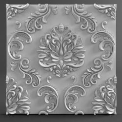 """Гипсовые 3D панели для стен """"Сlassic"""""""