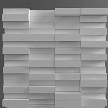 """Декоративные гипсовые 3D панели  """"Кирпич"""""""