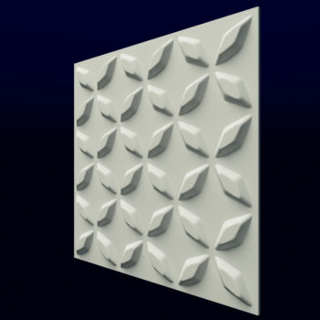 """Декоративные гипсовые 3D панели """"Нейт"""""""