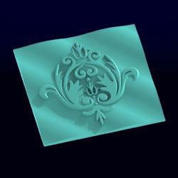 """Гипсовые 3D панели для стен """"Фейирис"""""""