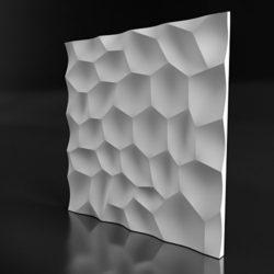 """Гипсовые 3D панели для стен """"Slope"""""""