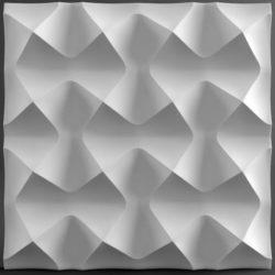 """Гипсовые 3D панели для стен """"Духр"""""""