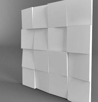"""Гипсовые 3D панели для стен """"Нави"""""""