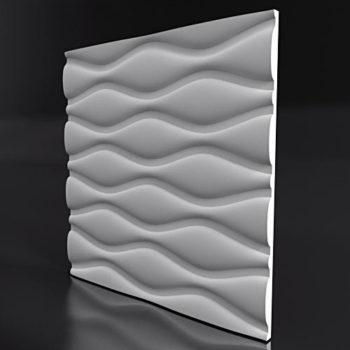 """Гипсовые 3D панели для стен """"Blob"""""""