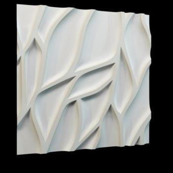 Декоративные гипсовые 3D панели «Veter»