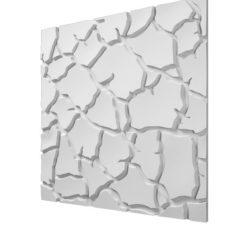 """Гипсовые 3D панели для стен """"Сахара"""""""