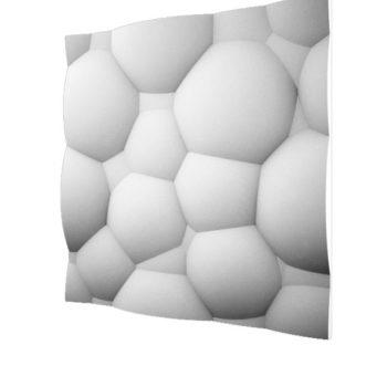 """Гипсовые 3D панели для стен """"Пузыри """""""