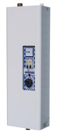 электрический котел отопления Юнимакс 9/380 кВт без насоса
